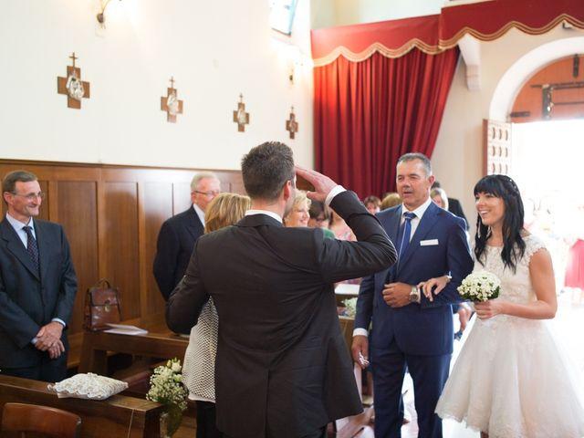 Il matrimonio di Andrea e Krizia a Santo Stino di Livenza, Venezia 36
