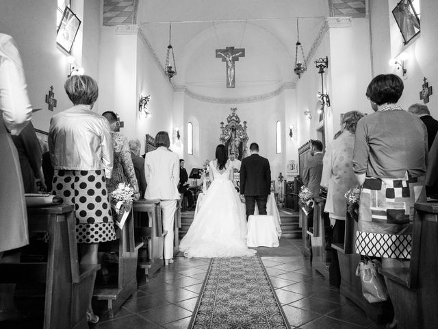 Il matrimonio di Andrea e Krizia a Santo Stino di Livenza, Venezia 37