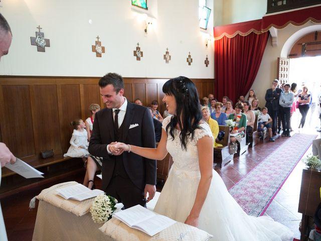 Il matrimonio di Andrea e Krizia a Santo Stino di Livenza, Venezia 39