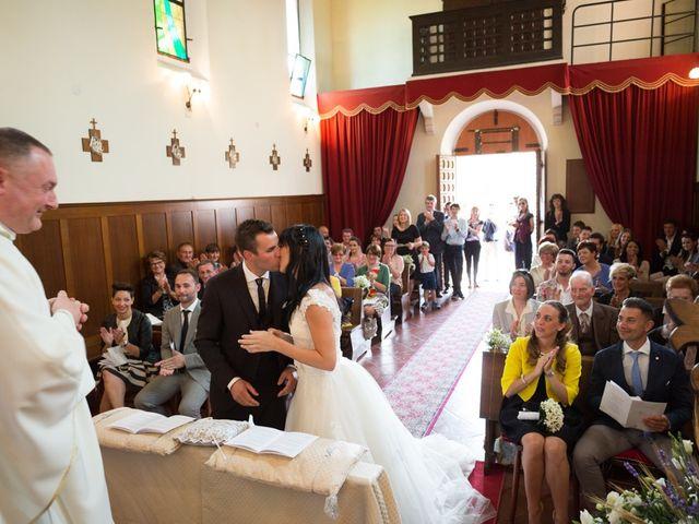 Il matrimonio di Andrea e Krizia a Santo Stino di Livenza, Venezia 40