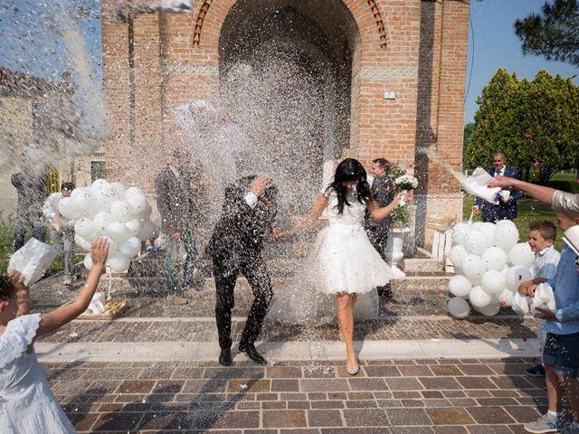 Il matrimonio di Andrea e Krizia a Santo Stino di Livenza, Venezia 43