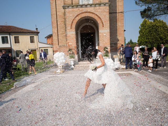 Il matrimonio di Andrea e Krizia a Santo Stino di Livenza, Venezia 44