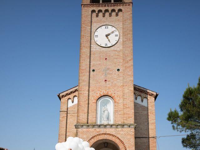 Il matrimonio di Andrea e Krizia a Santo Stino di Livenza, Venezia 46