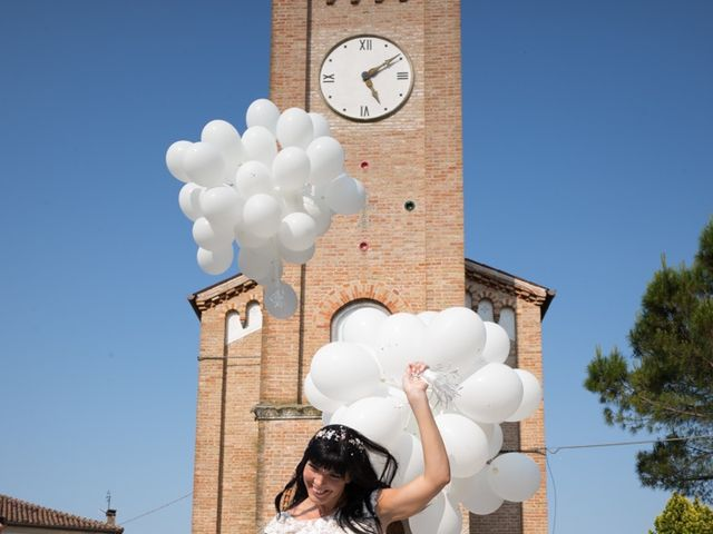 Il matrimonio di Andrea e Krizia a Santo Stino di Livenza, Venezia 47
