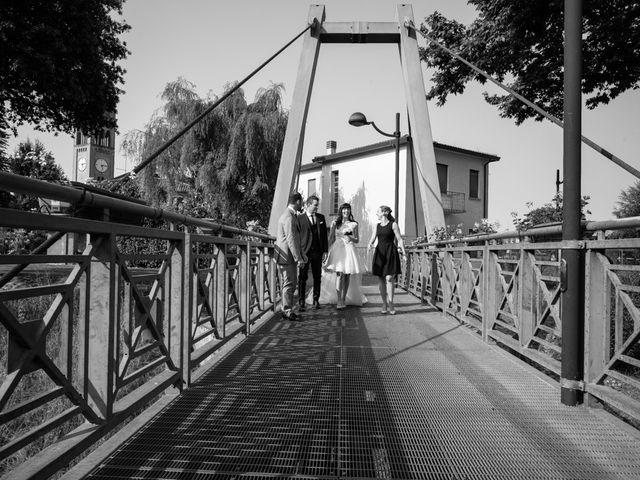 Il matrimonio di Andrea e Krizia a Santo Stino di Livenza, Venezia 50
