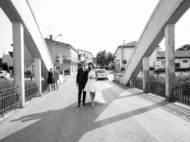 Il matrimonio di Andrea e Krizia a Santo Stino di Livenza, Venezia 52