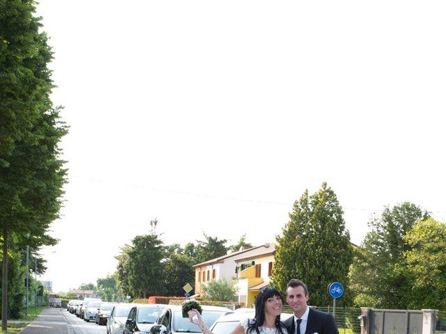 Il matrimonio di Andrea e Krizia a Santo Stino di Livenza, Venezia 54