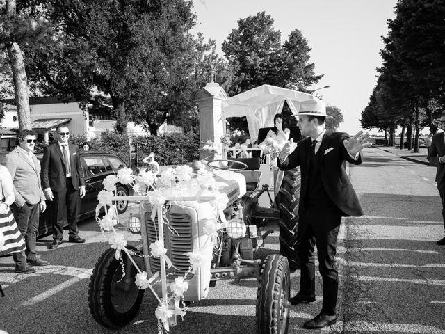 Il matrimonio di Andrea e Krizia a Santo Stino di Livenza, Venezia 55