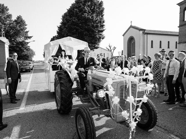 Il matrimonio di Andrea e Krizia a Santo Stino di Livenza, Venezia 56
