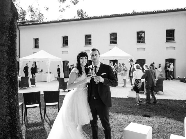 Il matrimonio di Andrea e Krizia a Santo Stino di Livenza, Venezia 61
