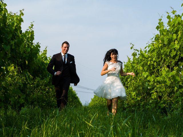 Il matrimonio di Andrea e Krizia a Santo Stino di Livenza, Venezia 1