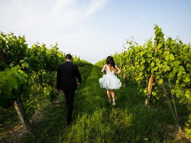 Il matrimonio di Andrea e Krizia a Santo Stino di Livenza, Venezia 66