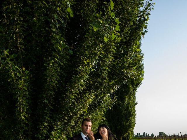 Il matrimonio di Andrea e Krizia a Santo Stino di Livenza, Venezia 70