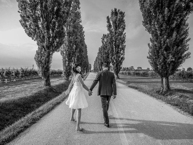 Il matrimonio di Andrea e Krizia a Santo Stino di Livenza, Venezia 71