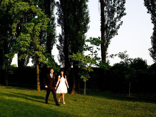 Il matrimonio di Andrea e Krizia a Santo Stino di Livenza, Venezia 75