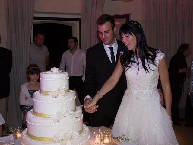 Il matrimonio di Andrea e Krizia a Santo Stino di Livenza, Venezia 80