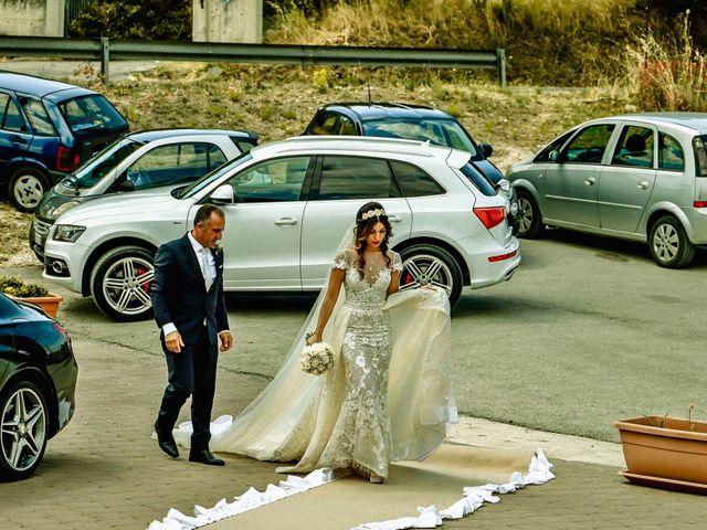 Il matrimonio di Giacinto e Maria Teresa  a Gravina in Puglia, Bari 2
