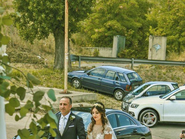 Il matrimonio di Giacinto e Maria Teresa  a Gravina in Puglia, Bari 9