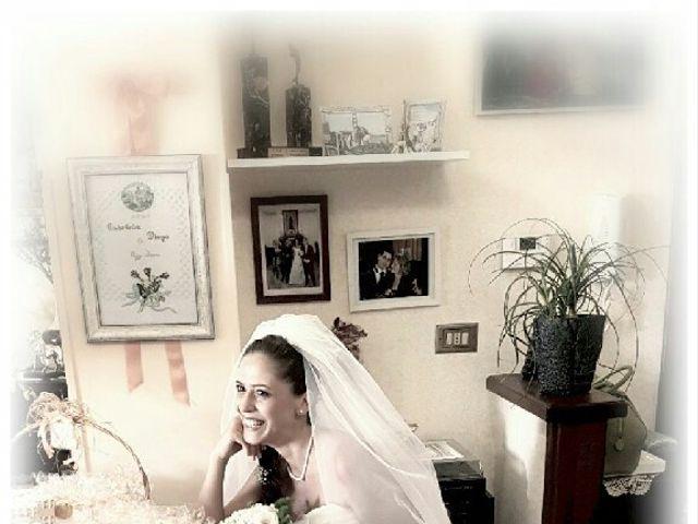 Il matrimonio di Diego  e Gabriella a Cotronei, Crotone 8