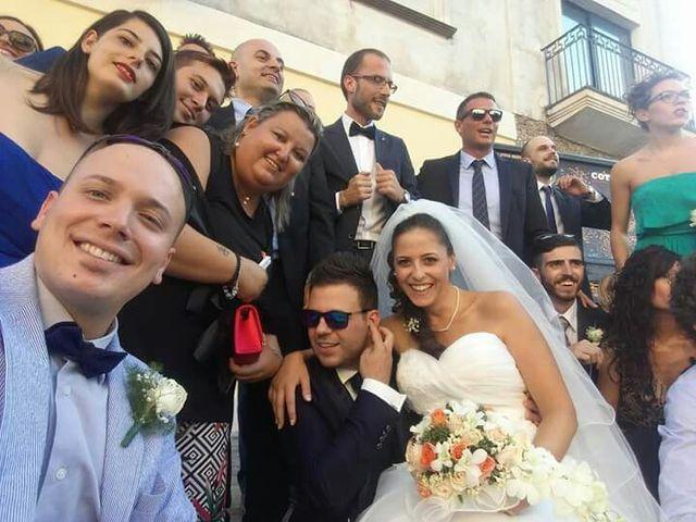 Il matrimonio di Diego  e Gabriella a Cotronei, Crotone 13