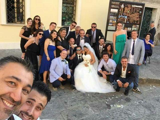 Il matrimonio di Diego  e Gabriella a Cotronei, Crotone 15