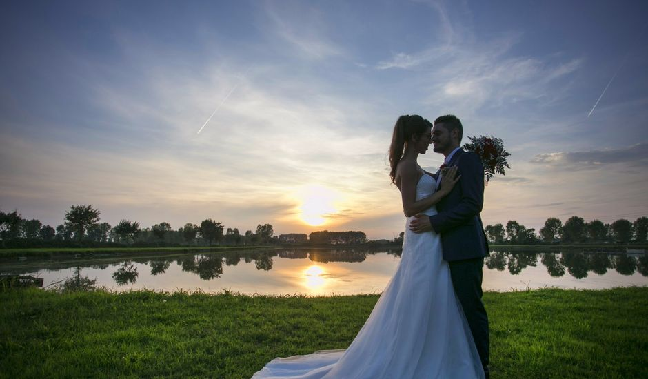 Il matrimonio di Sirio e Erika a Salvirola, Cremona