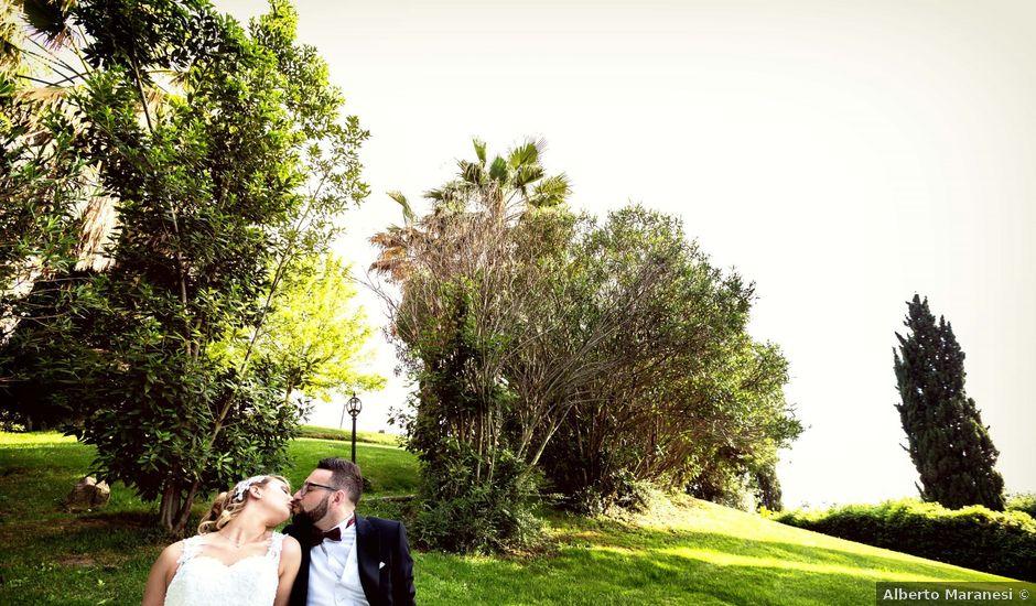 Il matrimonio di Jaivier e Martina a Grottammare, Ascoli Piceno