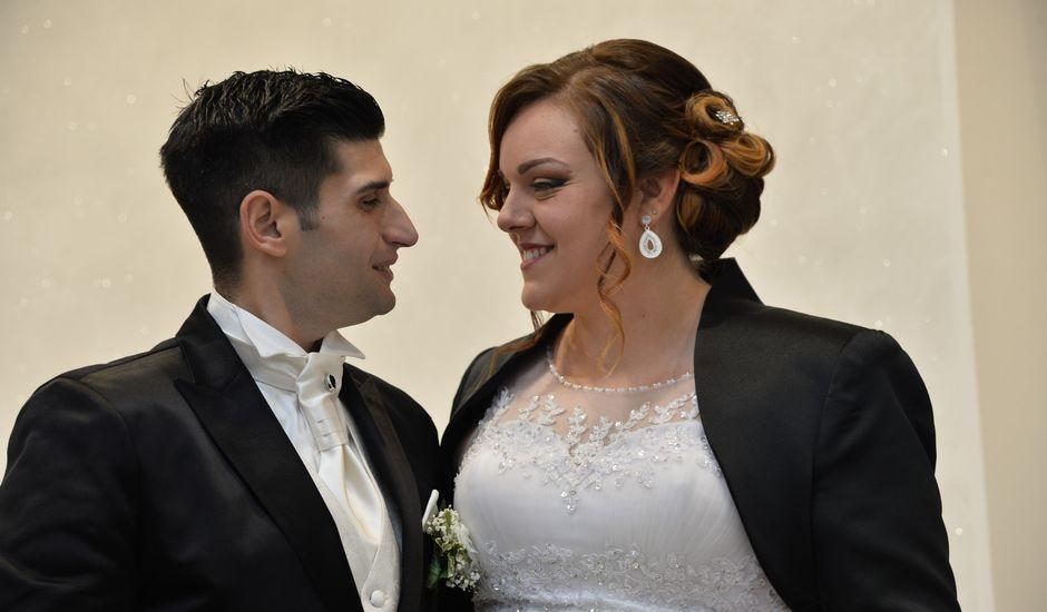 Il matrimonio di Francesco e Elisa a Barni, Como