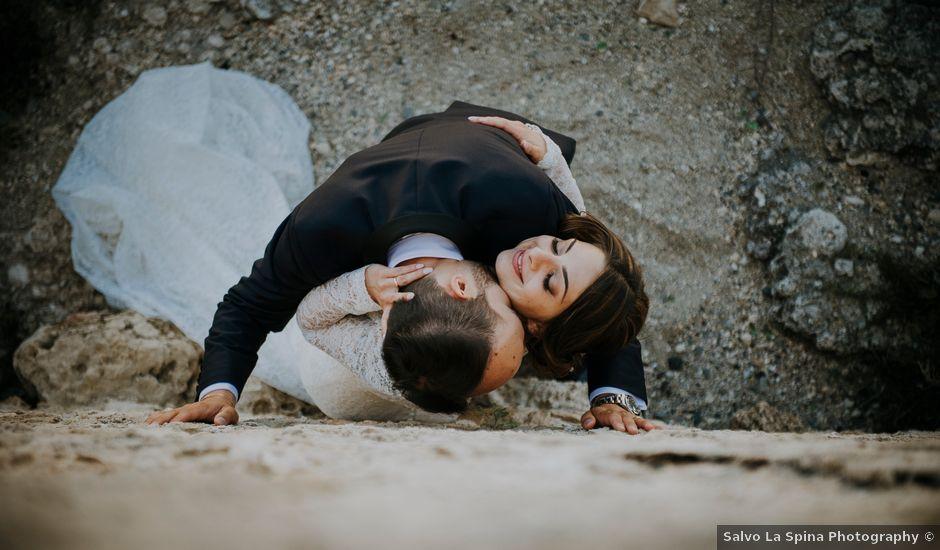 Il matrimonio di Giacomo e Tatiana a Brucoli, Siracusa