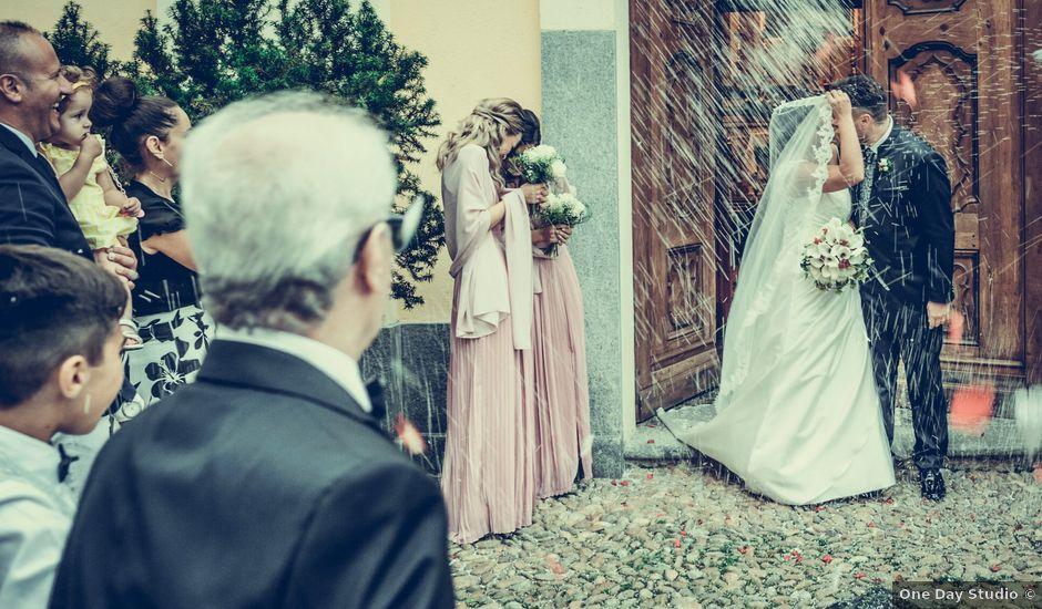 Il matrimonio di Stefano e Rosalinda a Asti, Asti