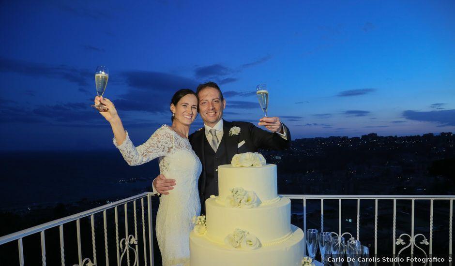 Il matrimonio di Alessio e Claudia a Napoli, Napoli