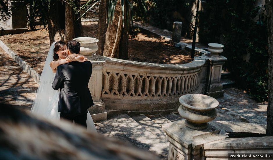 Il matrimonio di Sara e Cosimo a Martano, Lecce