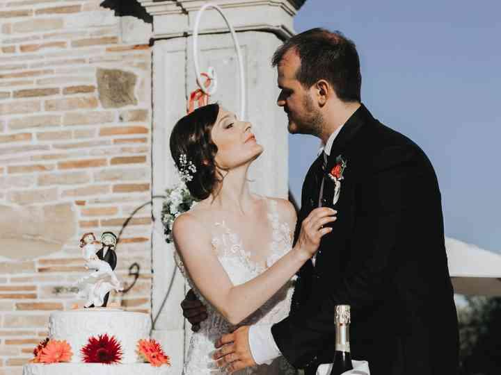 Le nozze di Diana e Paolo