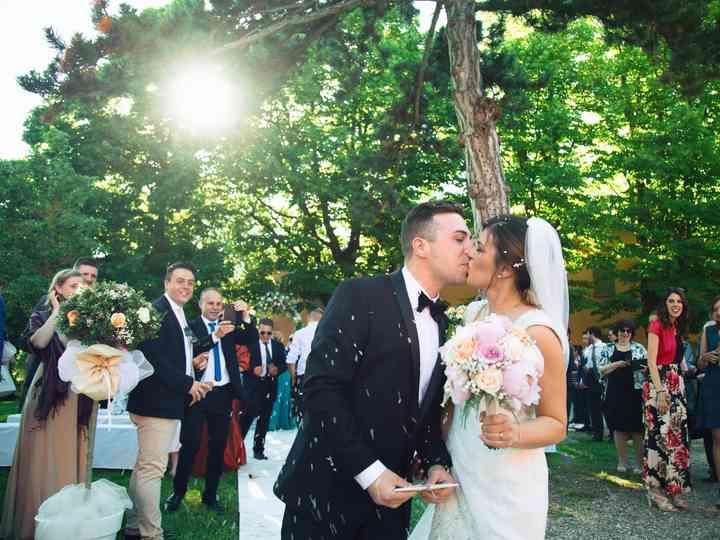Le nozze di Annalisa e Cristian