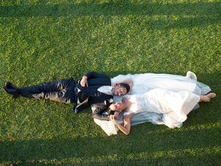 Le nozze di Daniela e Edel