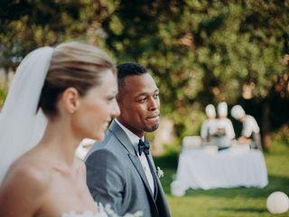 Le nozze di Barbara e Fabiano