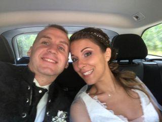 Le nozze di Gloria e Gianluca