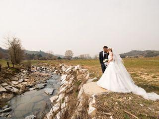 Le nozze di Federica e Tomas