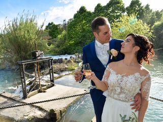 Le nozze di Andrea e Annika