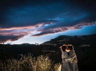 Le nozze di Katia e Gloria