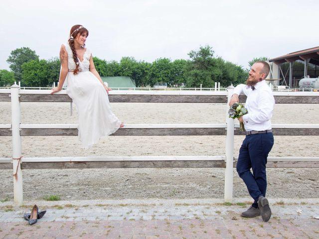 le nozze di Eleonora e Lorenzo