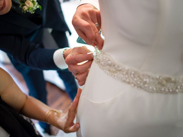 Il matrimonio di Gianmarco e Marialetizia a Castelpetroso, Isernia 17