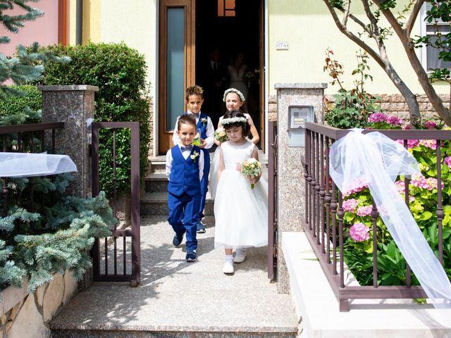 Il matrimonio di Gianmarco e Marialetizia a Castelpetroso, Isernia 18