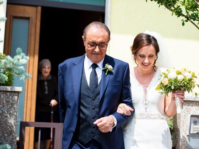 Il matrimonio di Gianmarco e Marialetizia a Castelpetroso, Isernia 19