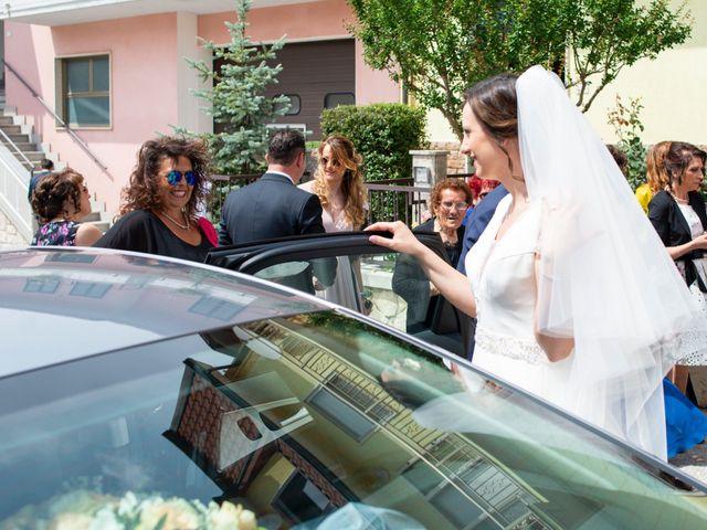 Il matrimonio di Gianmarco e Marialetizia a Castelpetroso, Isernia 20