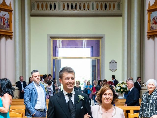 Il matrimonio di Gianmarco e Marialetizia a Castelpetroso, Isernia 21