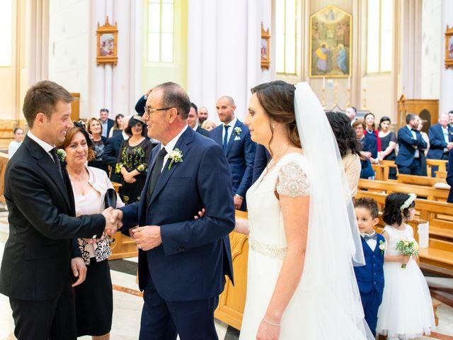 Il matrimonio di Gianmarco e Marialetizia a Castelpetroso, Isernia 23