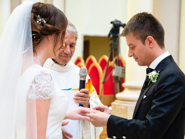 Il matrimonio di Gianmarco e Marialetizia a Castelpetroso, Isernia 25