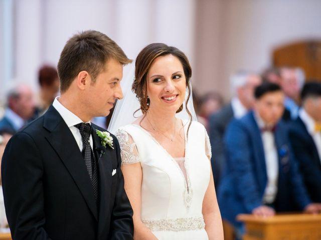 Il matrimonio di Gianmarco e Marialetizia a Castelpetroso, Isernia 27