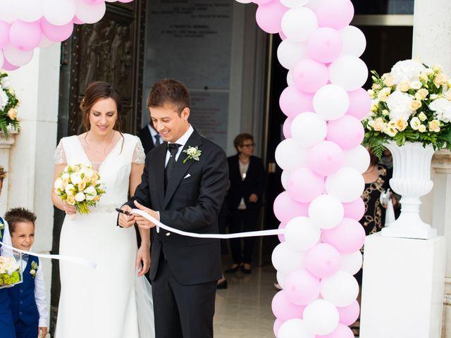 Il matrimonio di Gianmarco e Marialetizia a Castelpetroso, Isernia 29